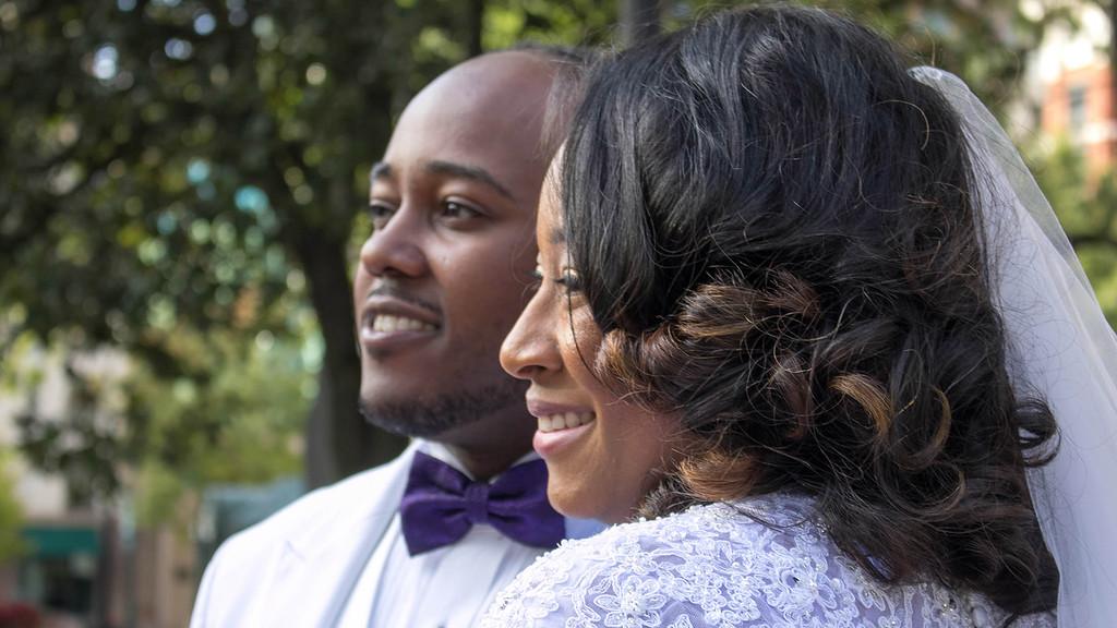Wedding Sampler - Featuring Duane & Monique
