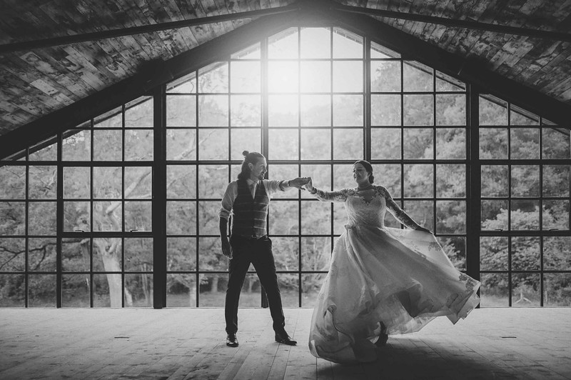Hidden River Cabins Wedding Photographer