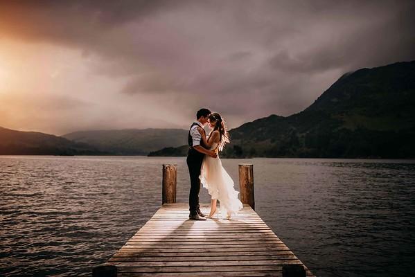 Inn On The Lake Wedding Photographer