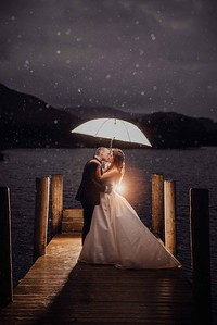 Magical Wedding Photos at Lodore Falls Hotel. Lodore Falls Photographer