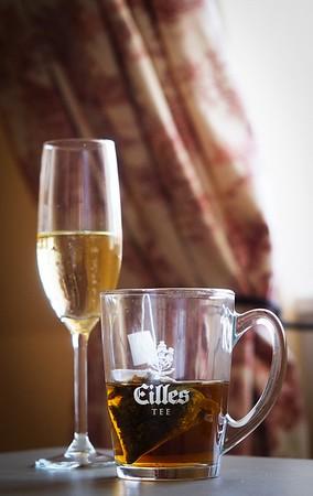 Champagne & Tea