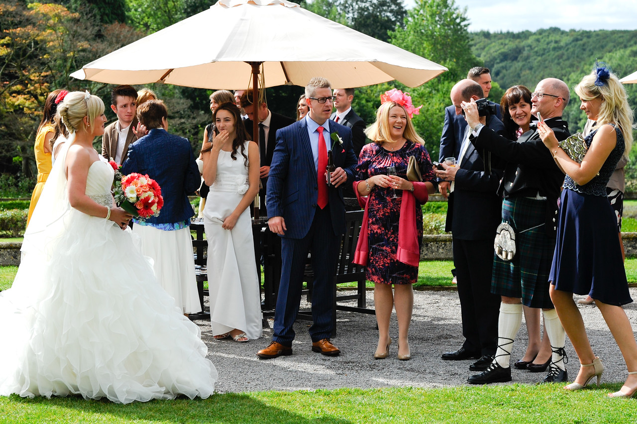 Wedding photography Worcestershire.