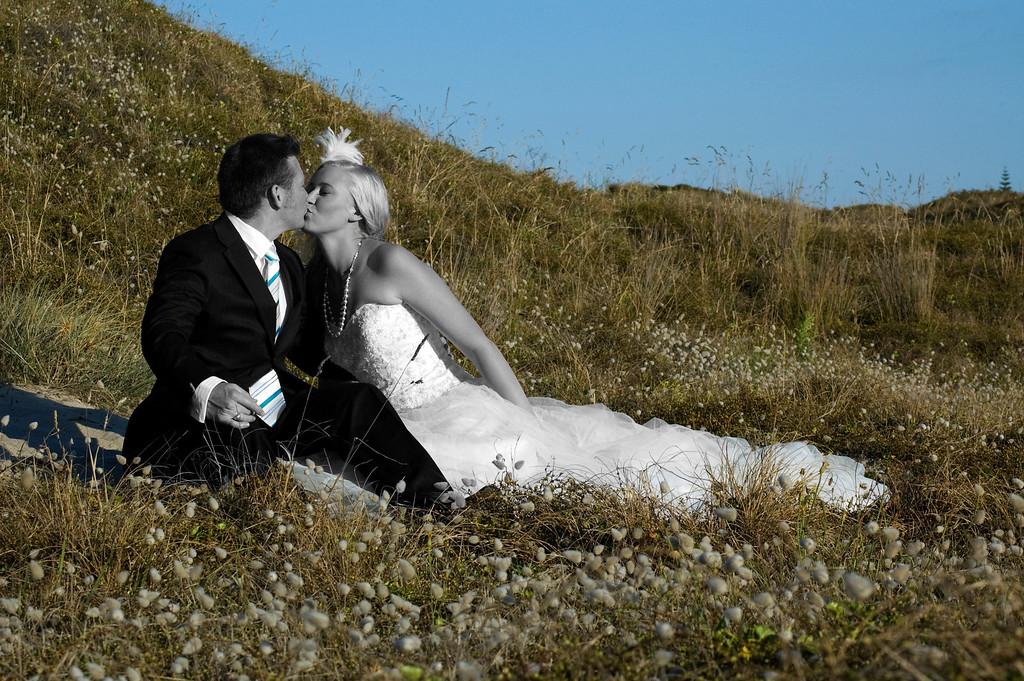 Gradwell Wedding Papamoa New Zealand 2010