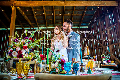 The 1870 Farm Styled Shoot : Chapel Hill, NC