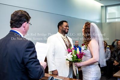 Alisha & Brian : Ceremony