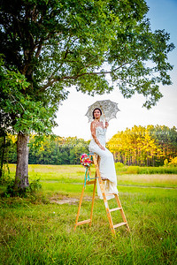 Carlee Farm Styled Shoot : Stem, NC