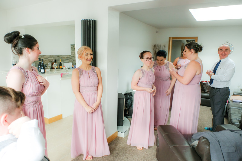 The Waiting Bridesmaids