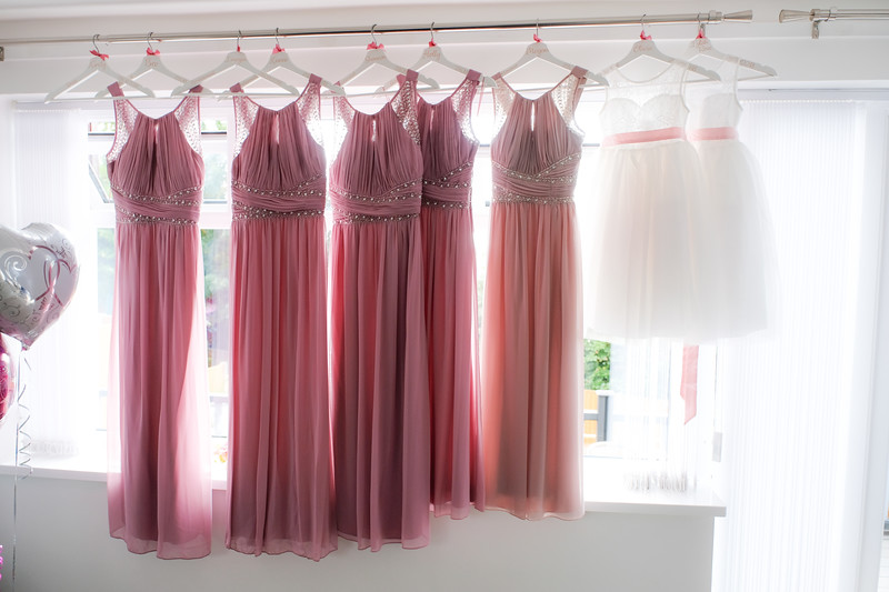 The Bridesmaids Dress's