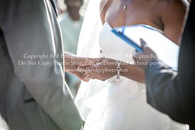 Christina & Carlo : Ceremony