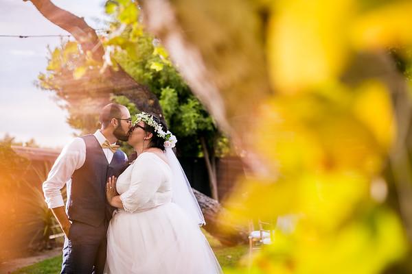 Cindy and Kelby   Eureka Building Irvine Wedding Photography