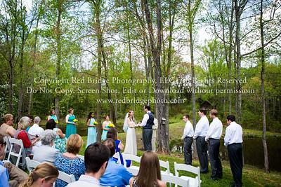 Courtney & Steven : Ceremony
