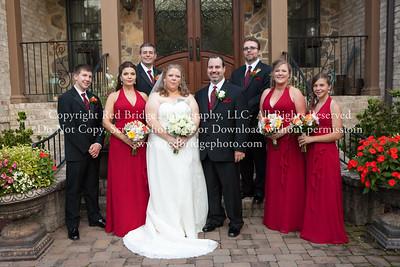 The Wedding: Group Portraits