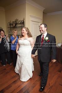 The Wedding: Reception