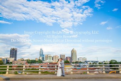 Kaitlin & Reid : Raleigh, NC