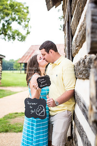 Kate & Josh, One Year! : Wake Forest, NC