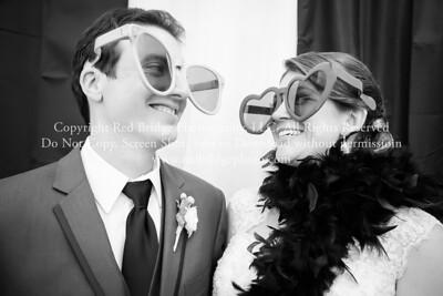 Kelly & Trevor : The Photobooth