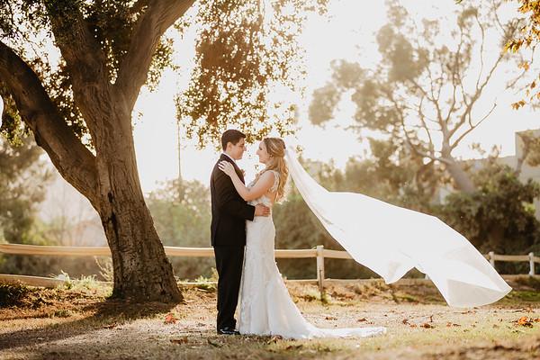 Kelsey and Miguel   Calamigos Equestrian Wedding