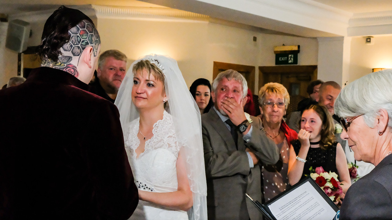 Emotions as They Take Their Vows