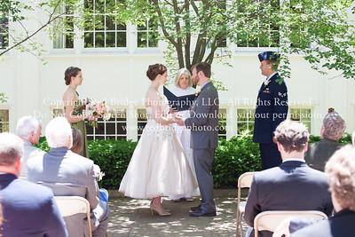 Chris & Logan : Ceremony