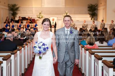 Justin & Megan: The Ceremony