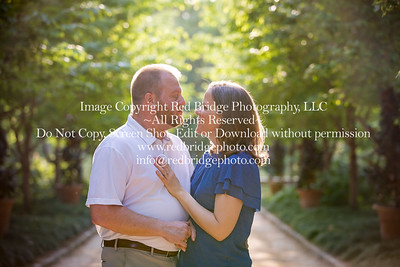 Melinda & Will : Engagement in Durham, NC