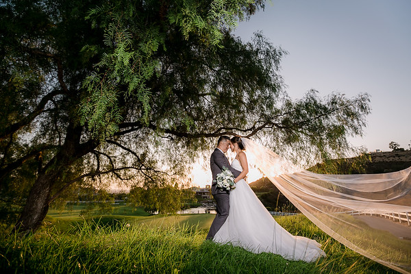 Michelle and Eddie | Black Gold Country Club | Yorba Linda Wedding