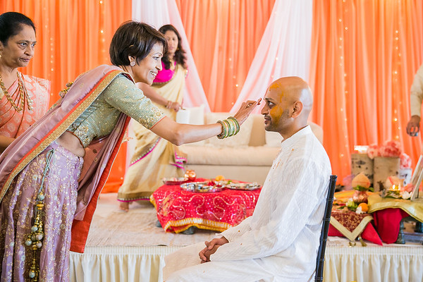Neils Ganesh Pooja | Coto Valley Country Club