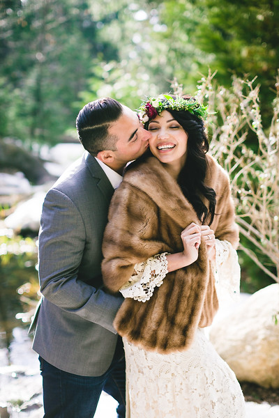 Pine Rose Weddings Lake Arrowhead