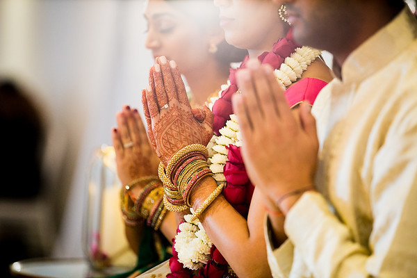 Poonam and Ruwan- Ganesh Pooja