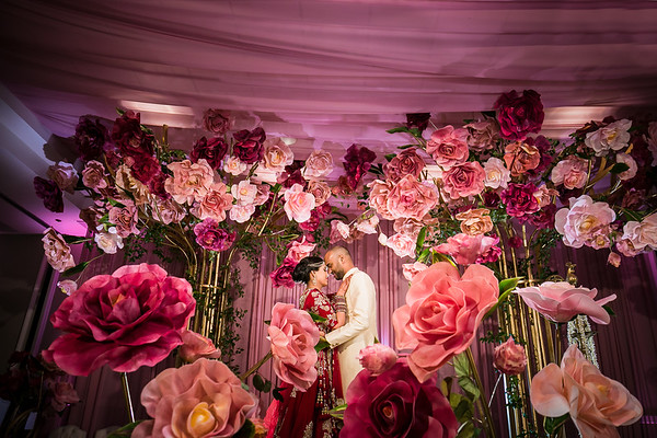 Poonam and Ruwan Wedding-  Double Tree by Hilton Palm Springs