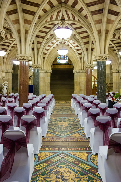 Rochdale Town Hall - Wedding