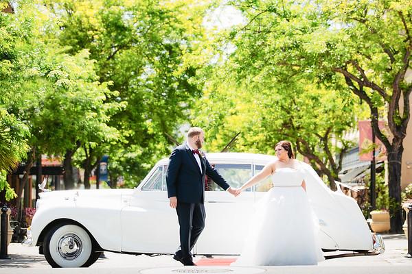 Rosie and FIl   Estate on Second   Santa Ana Wedding