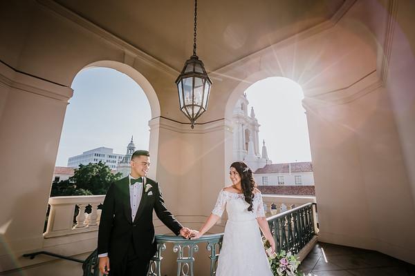 Sheryl and Rocky   St. Andrews Pasadena Wedding Photography