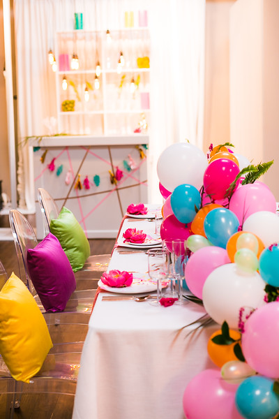 Signature Party Rentals Showroom- Events by Robin