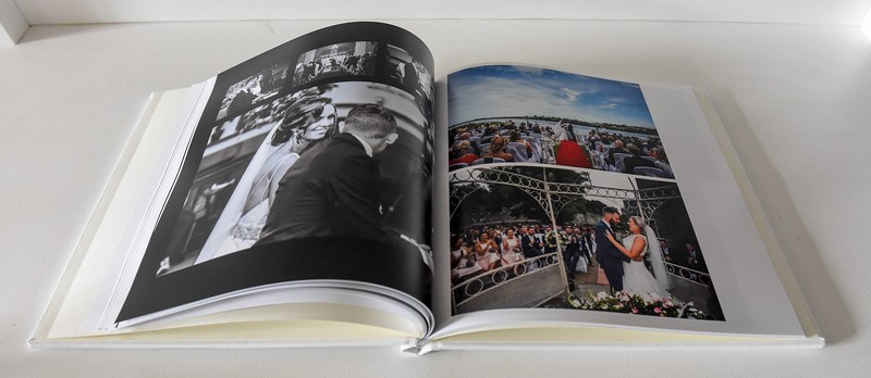 "12"" x 12"" Classic style Photobook"