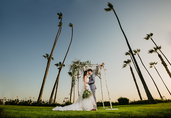 Tricia and Elan | Ole Hanson Beach Club Wedding