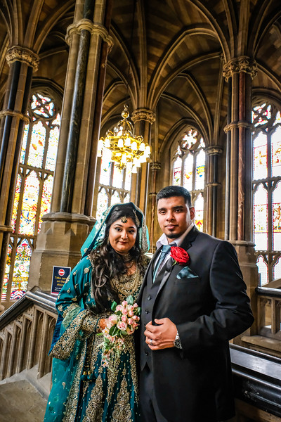 Wedding Photography in Rochdale Town Hall