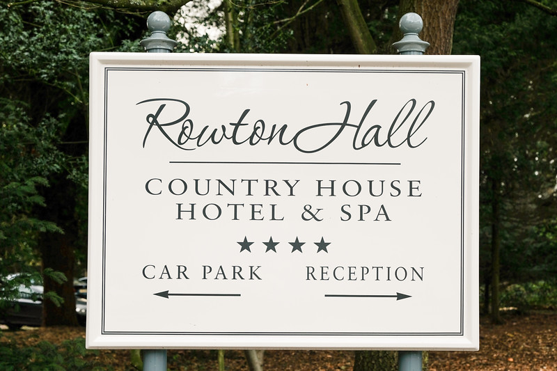 Rowton Hall