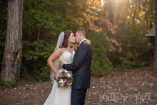 Ben and Alyson Wedding