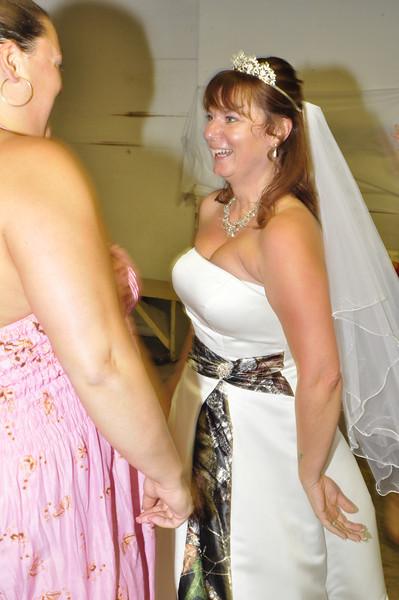 Billy & Julie Burch's Wedding