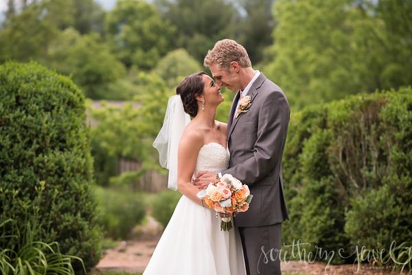 Brian and Ashlee Wedding