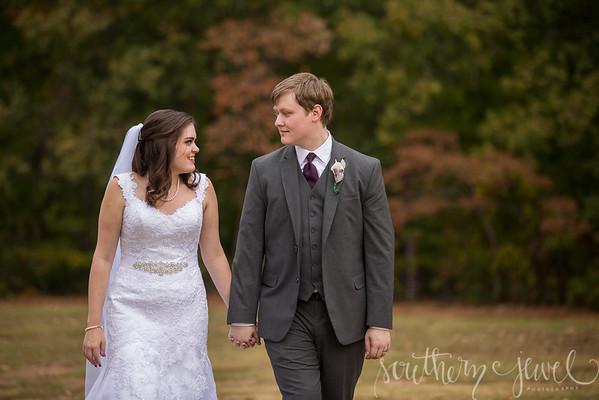 Calvin and Callie Wedding