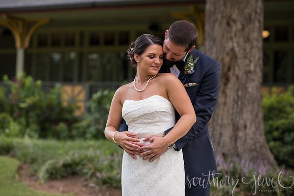 Chris and Danielle Wedding