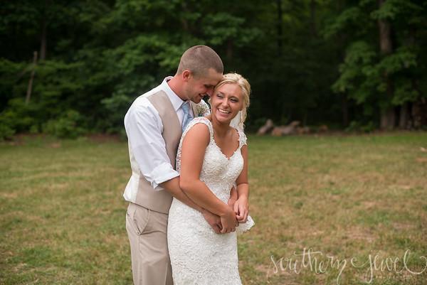 Daniel and Kaycee Wedding