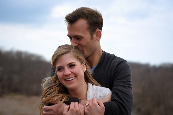Cassie + Patrick Engagement