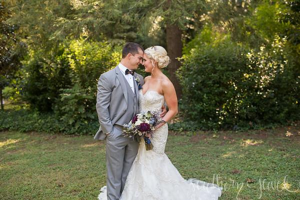 Grey and Sarah Wedding