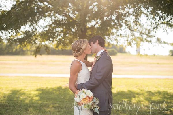 Hunter and Kelly Wedding