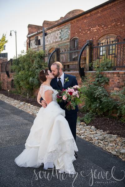 Jamie and Allyson Wedding