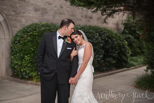 John and Stephanie Wedding