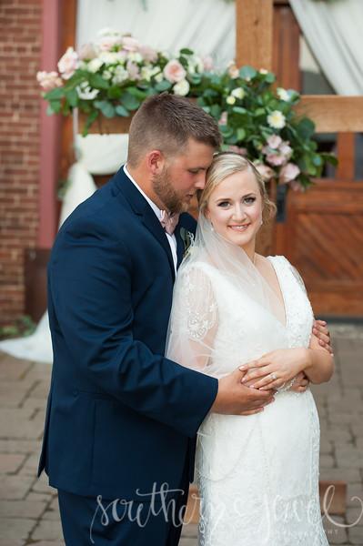 Landon and Emily Wedding